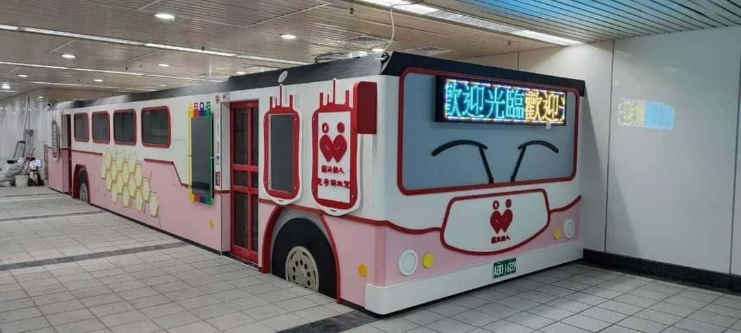 東區捐血車5